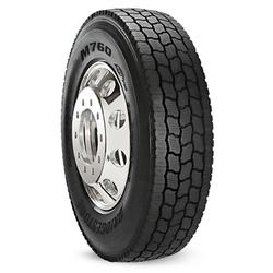 Bridgestone M760 Ecopia 295/75R22.5/14
