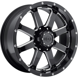 Gear Off Road 726MB Big Block 17X8