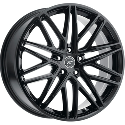Platinum 460BK Atonement 18X8